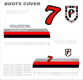 PALOTORA 7TH BOOTS COVER