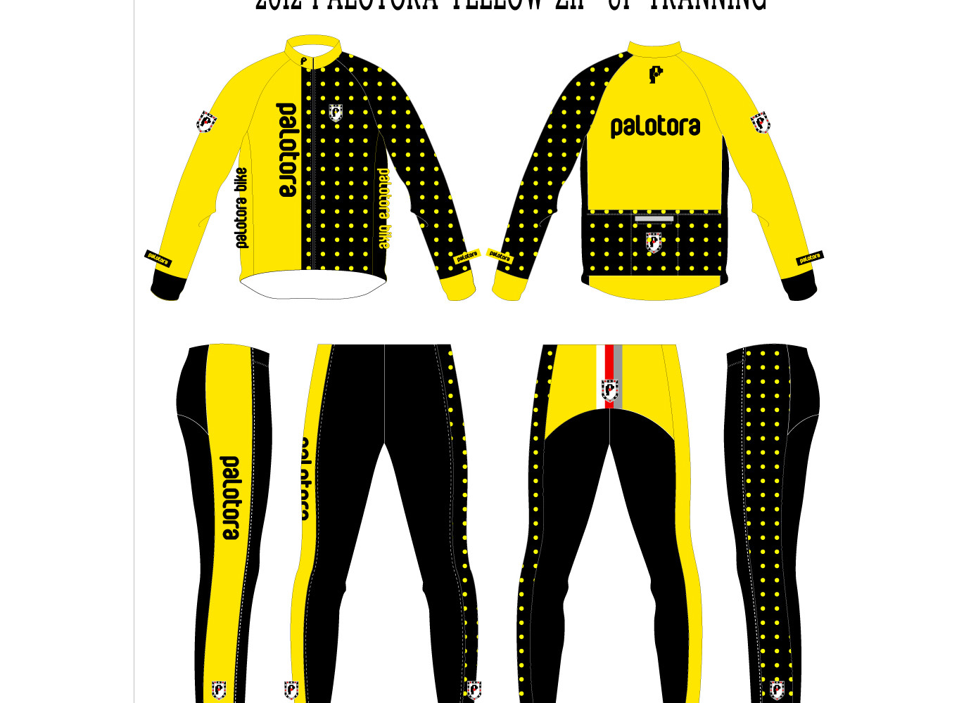 PALOTIRA MJ-3 ZIP SUIT